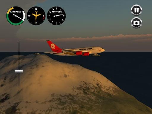 飞行模拟截图4