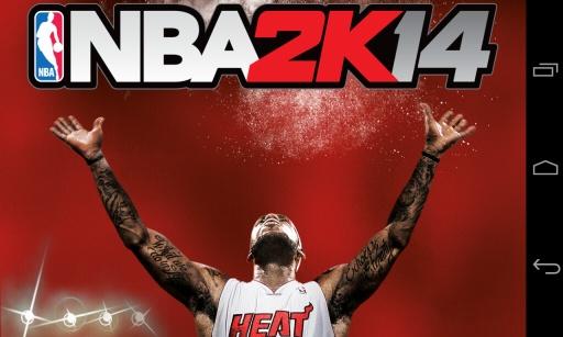 NBA 2K14截图0