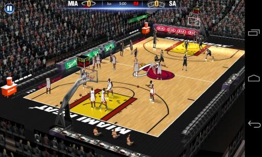 NBA 2K14截图1