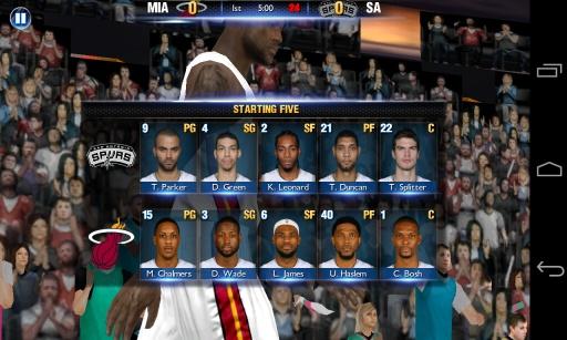 NBA 2K14截图2