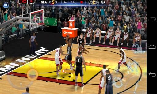NBA 2K14截图3