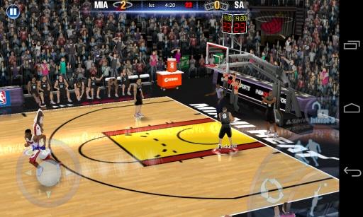 NBA 2K14截图4