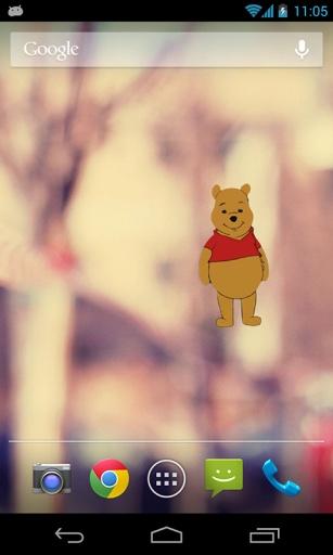 桌面宠物-小熊维尼截图3