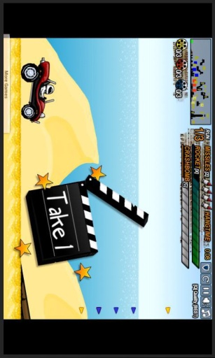 疯狂沙滩大卡车截图1