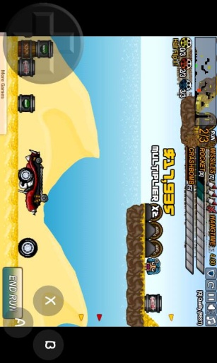 疯狂沙滩大卡车截图2