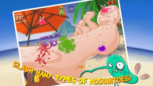 蚊子岛截图2