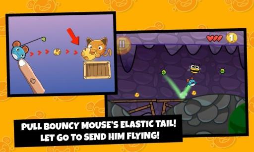 玩免費動作APP|下載弹跳小鼠 app不用錢|硬是要APP