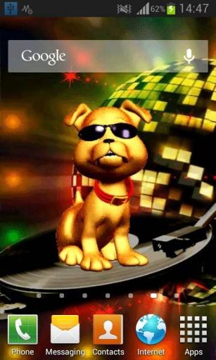 狗DJ动态壁纸 個人化 App-癮科技App