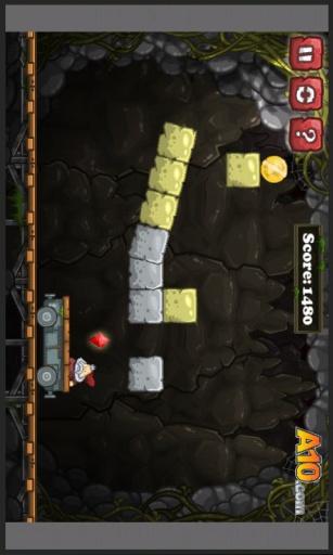 黄金矿工挖金币截图0