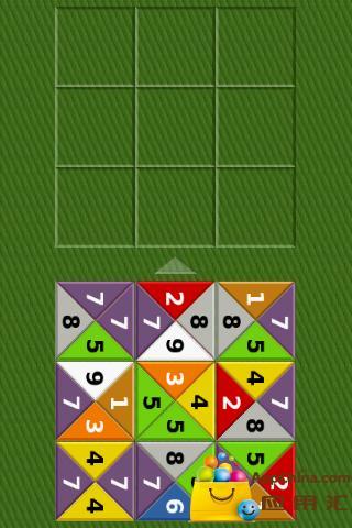 彩色方块对对碰截图3