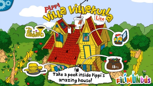 Pippi's Villa Villekulla Lite截图5