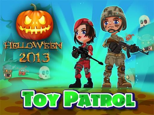 玩具巡逻射手3D;万圣节