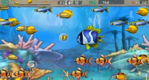 大鱼吃小鱼之吞食鱼截图2