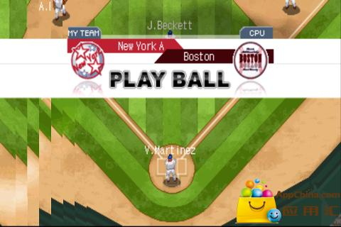 职业棒球联赛2011 9 Innings Pro Baseball 2011