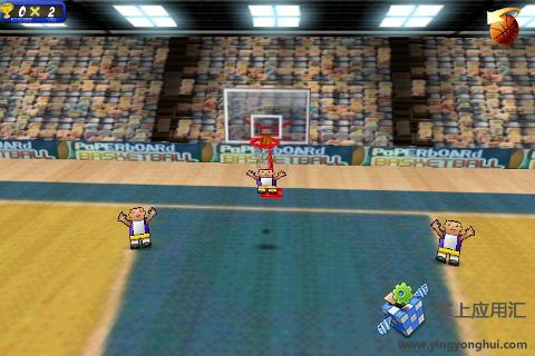 玩免費體育競技APP 下載纸片篮球人 app不用錢 硬是要APP