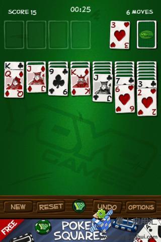 纸牌接龙高清版|玩棋類遊戲App免費|玩APPs