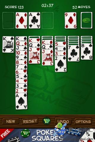 玩免費棋類遊戲APP|下載纸牌接龙高清版 app不用錢|硬是要APP