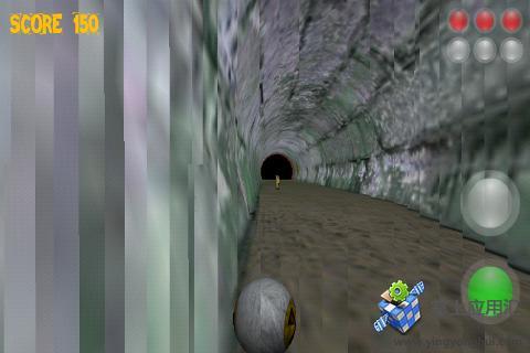 3D急速冲刺球完整版截图2