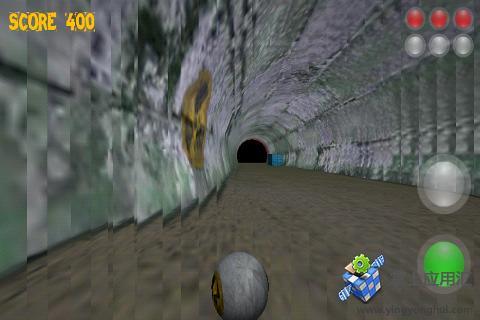 3D急速冲刺球完整版截图3