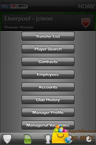 免費下載體育競技APP|足球经理人2011 app開箱文|APP開箱王