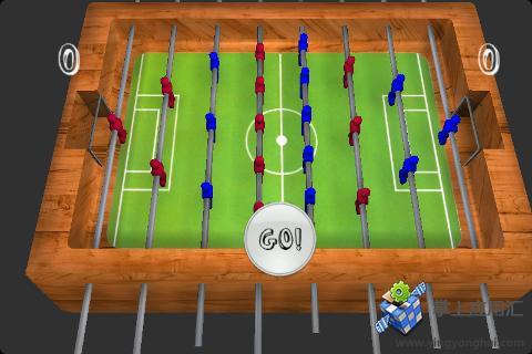 3D桌式足球截图1