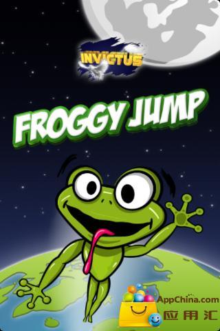 青蛙跳跃截图0