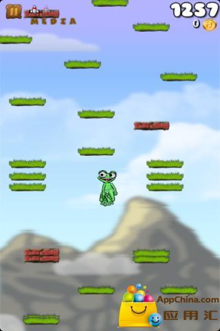 青蛙跳跃截图2