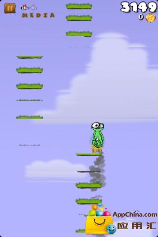 青蛙跳跃截图3