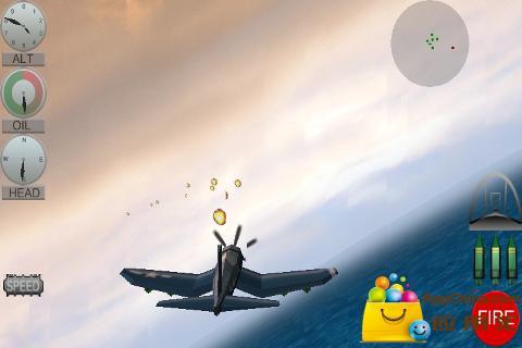 太平洋海军航空兵截图2