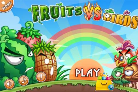 水果vs小鸟