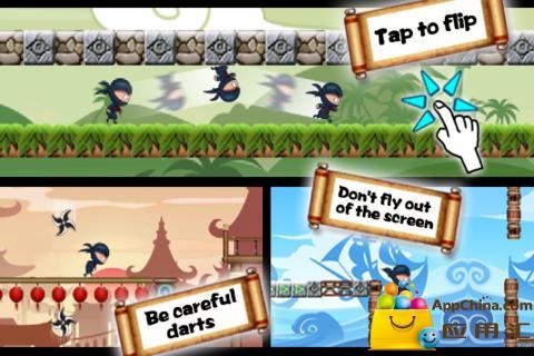 【免費動作App】悠悠忍者 去广告免费版-APP點子