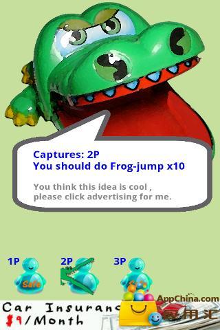 鳄鱼转盘截图4