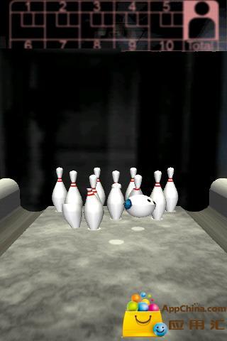 玩免費體育競技APP 下載3D保龄球 3D Bowling app不用錢 硬是要APP