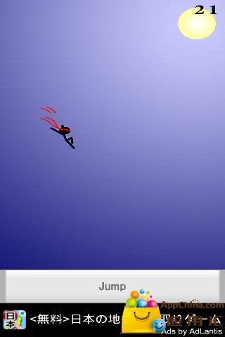 【免費動作App】忍者跳跃-APP點子