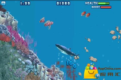 嗜血狂鲨 3 已付费版 益智 App-愛順發玩APP