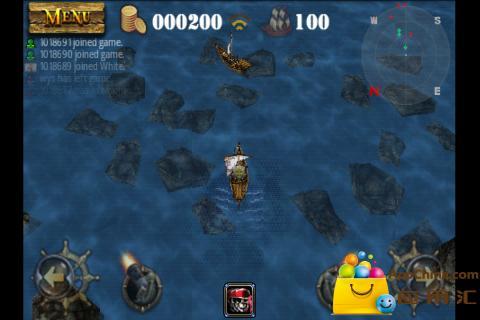 【免費策略App】3D海盗加农炮手-APP點子