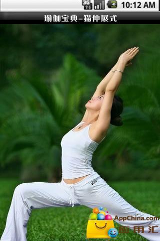 瑜伽宝典截图2