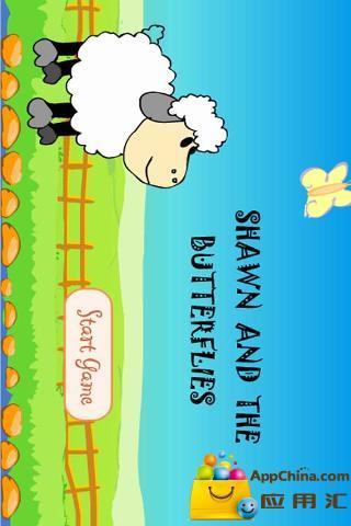 小绵羊追蝴蝶