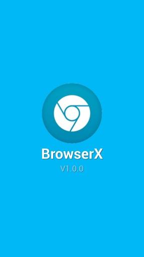 BrowserX 浏览器