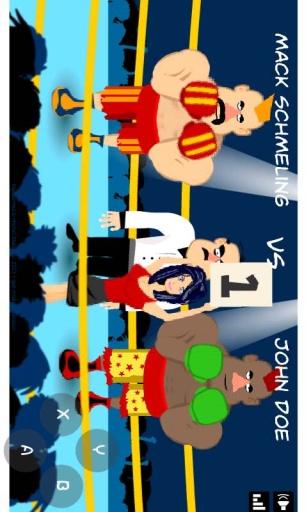 世界拳王争霸赛