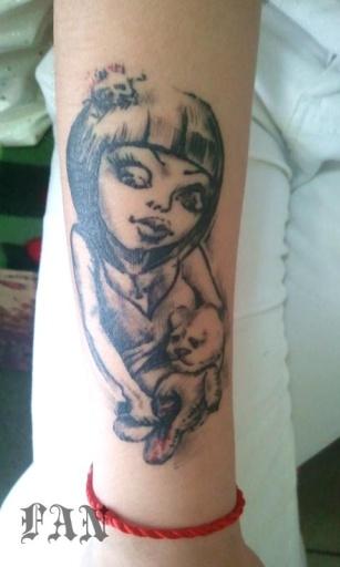 纹身图案下载_纹身图案安卓版下载图片