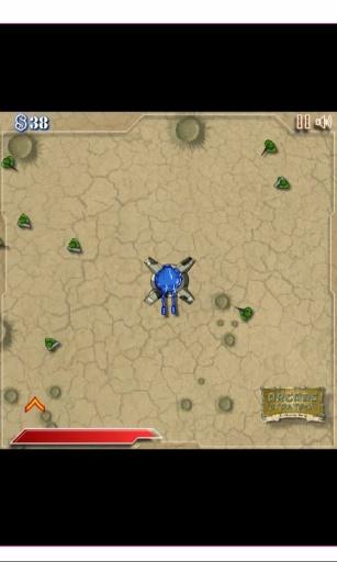 沙漠坦克防御战截图0