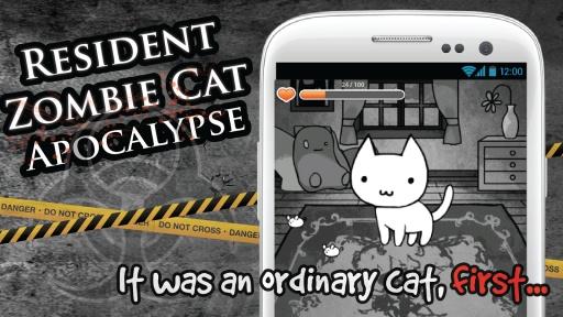 【免費動作App】僵尸猫末日-APP點子