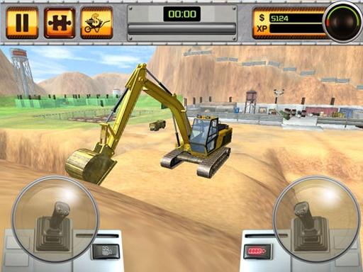 挖掘机截图3