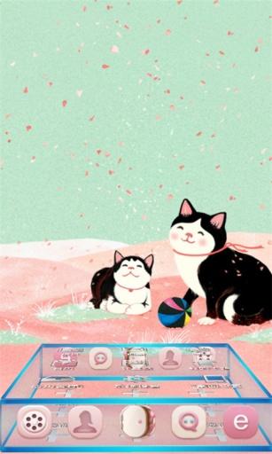 宝软3D主题-可爱小猫猫