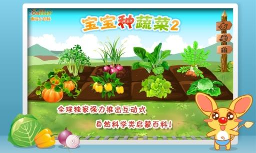 宝宝种蔬菜第2季-傲贝小百科