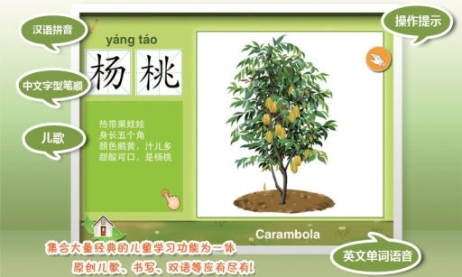 宝宝种水果第2季--傲贝儿童百科