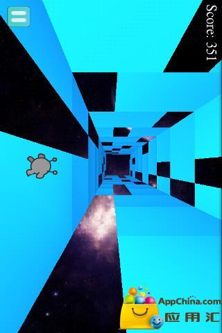 跑酷3D 隧道陷阱截图0