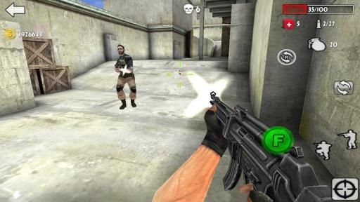 反恐突击:3D射击战争截图12