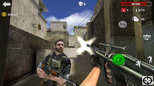 反恐突击:3D射击战争截图13